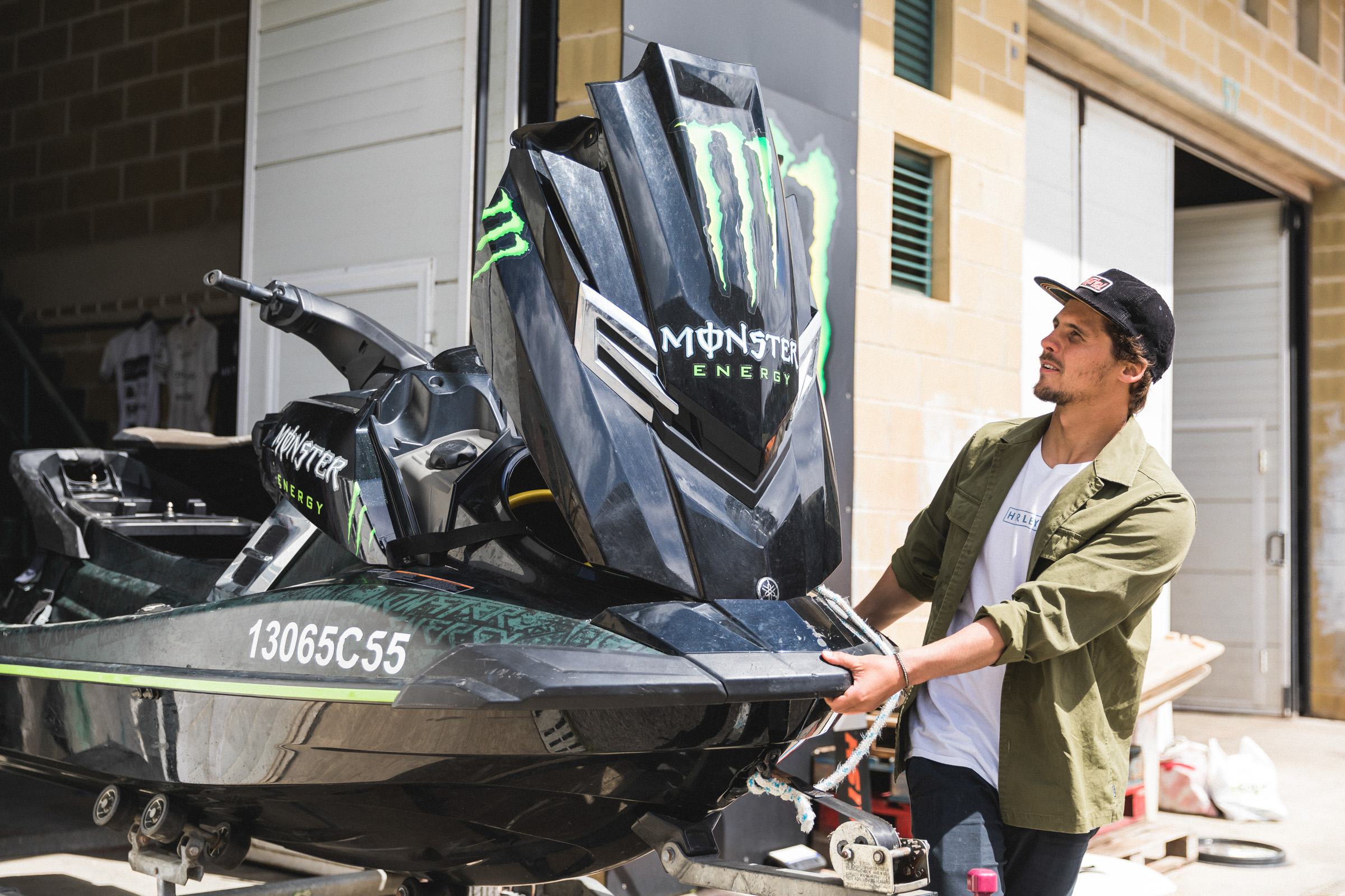 Monster Energy x Nic Von Rupp - Portugal