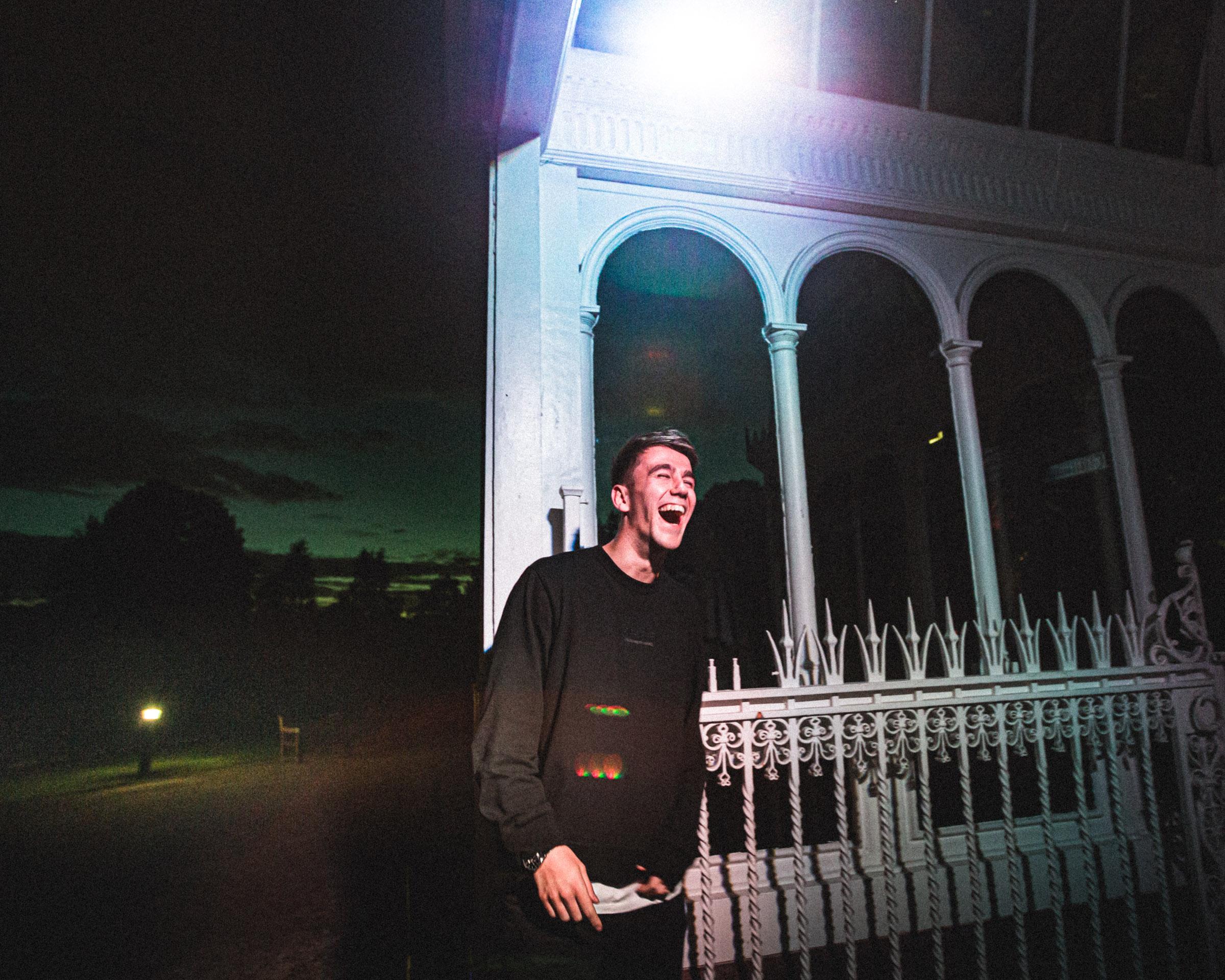 Portrait - SG Lewis