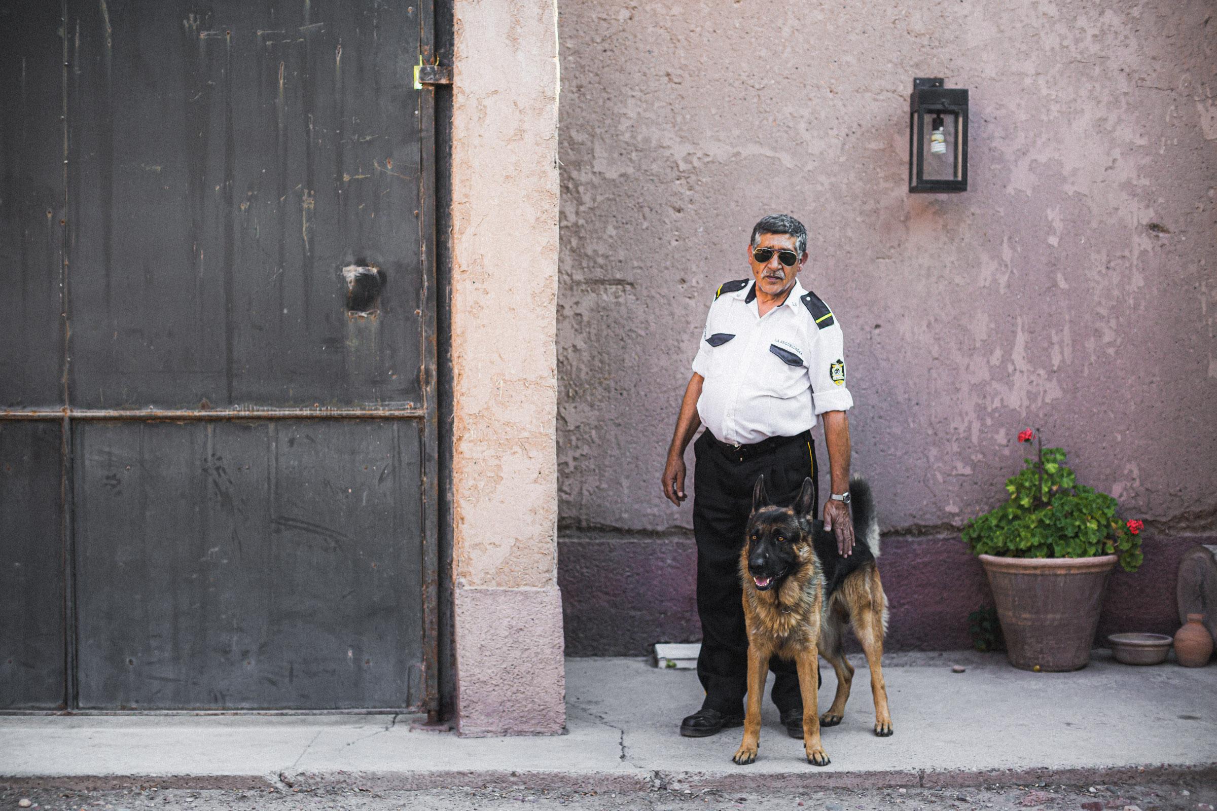 Portrait - Argentina Guard