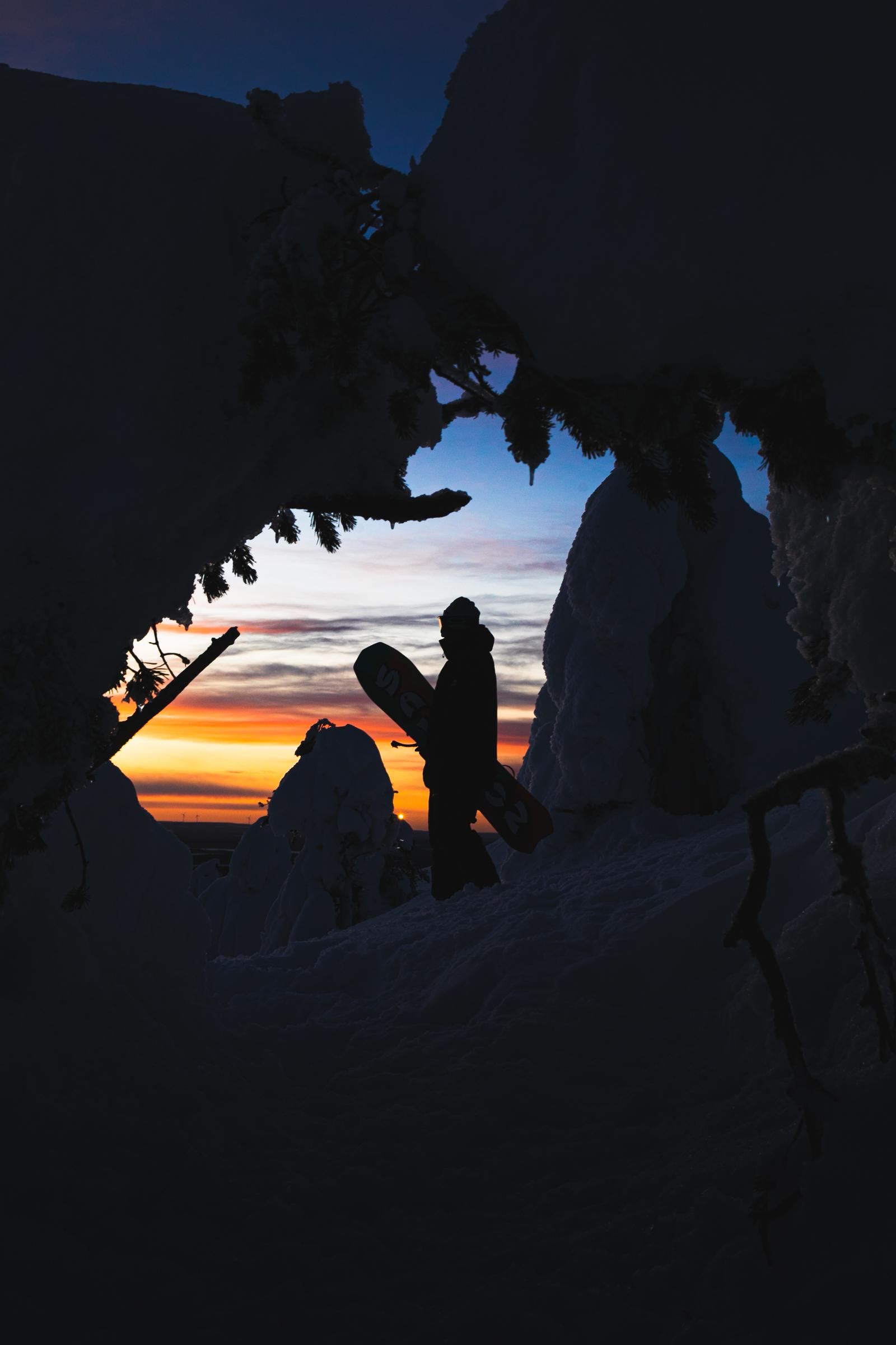 Vans Snowboarding Days - Ruka, Finland